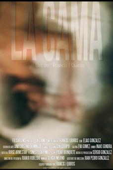 Imagen del rodaje de La Cama